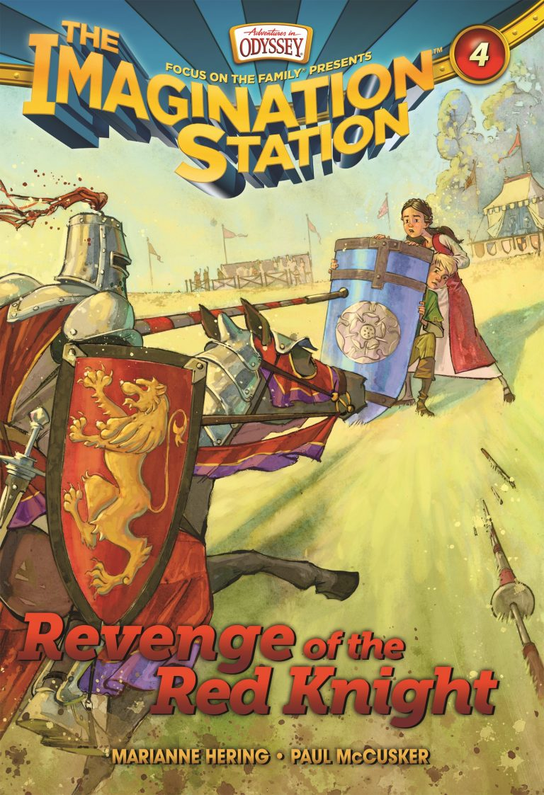 Imagination Station Book 4: Revenge of the Red Knight