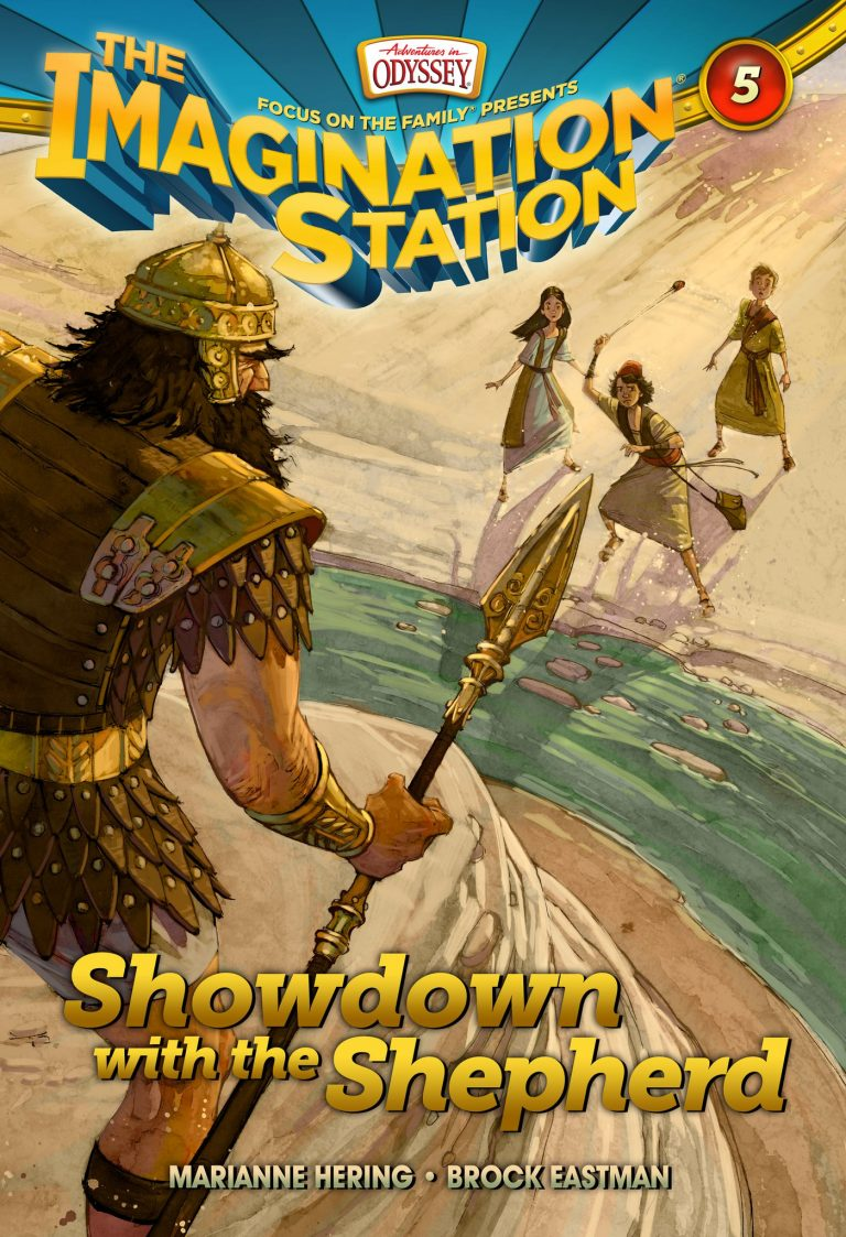 Imagination Station Book 5: Showdown with the Shepherd