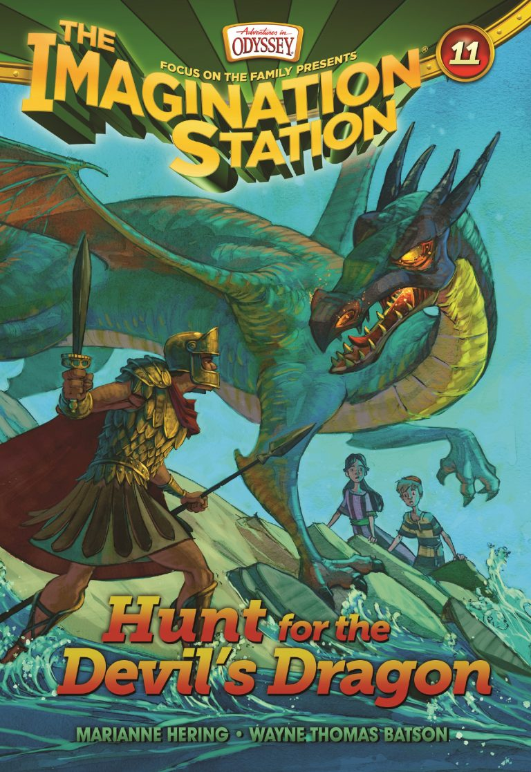 Imagination Station Book 11: Hunt for the Devil's Dragon