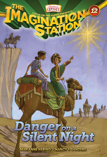 Imagination Station Book 12: Danger on a Silent Night