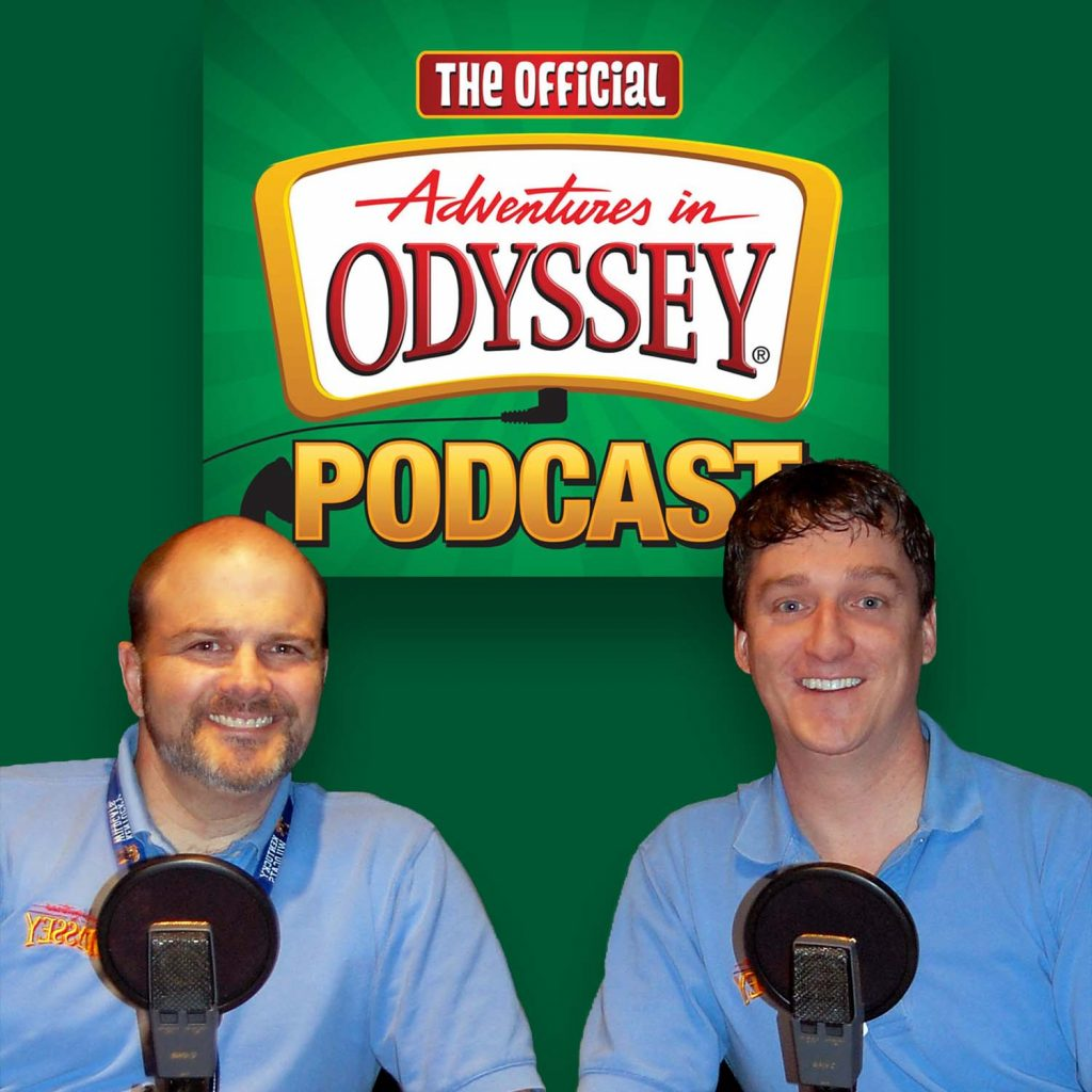 Adventures in Odyssey Podcast Hosts