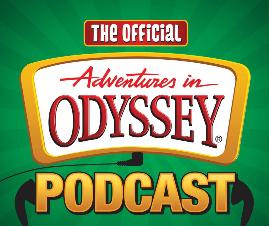 Adventures in Odyssey Podcast Cover