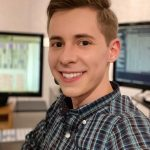 Luke Guenot, Odyssey's newest sound designer
