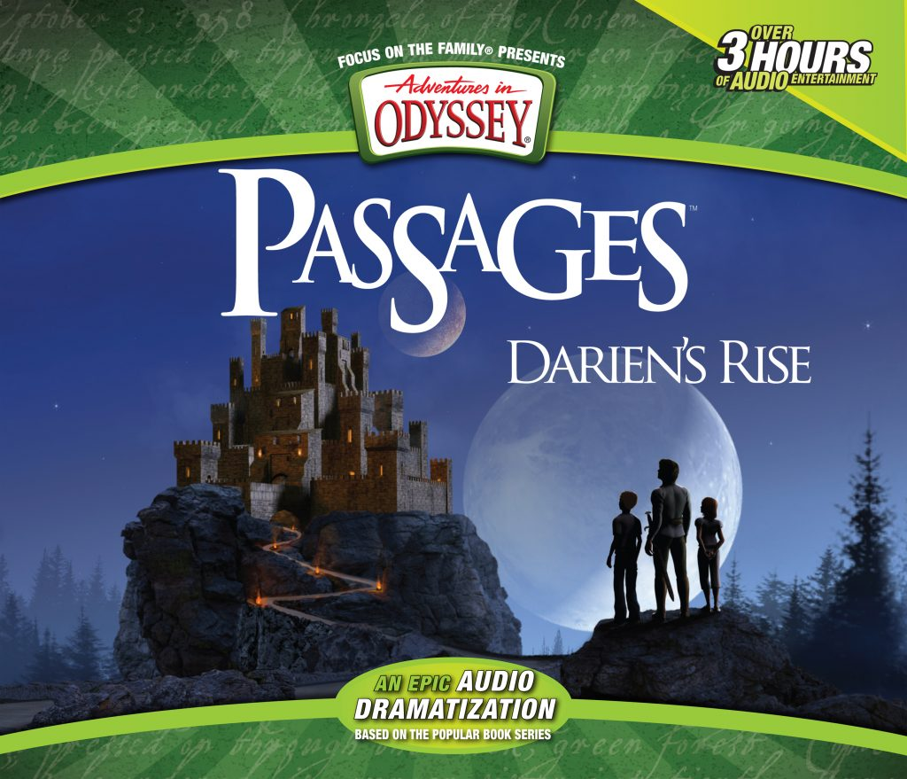 Album Passages: Darien's Rise