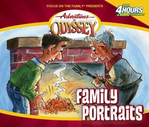 Adventures In Odyssey Family Portraits