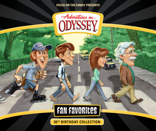 Adventures In Odyssey Fan Favorites