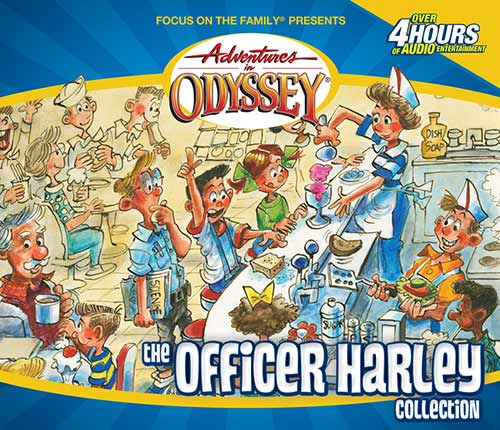 The Officer Harley Collection
