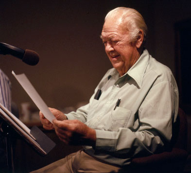 Hal Smith, voice of the Mr. Whittaker from 1987-1994